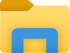 文件资源管理器的图标